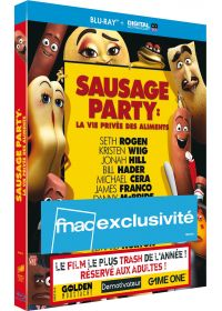 Sausage Party: La vie privée des aliments - Blu-ray