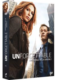 Unforgettable - Saison 2 (DVD + Copie digitale) - DVD