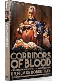 Corridors of Blood - DVD