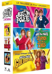 Austin Powers + Austin Powers : L'espion qui m'a tirée + Austin Powers dans Goldmember - DVD