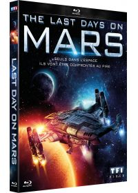 The Last Days on Mars - Blu-ray