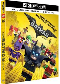 Lego Batman, le film (4K Ultra HD + Blu-ray + Digital UltraViolet) - 4K UHD