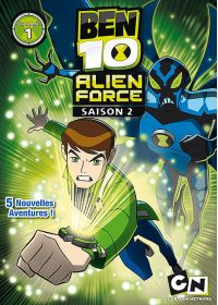 Ben 10 Alien Force - Saison 2 - Volume 1 - DVD