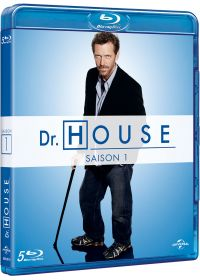 Dr. House - Saison 1 - Blu-ray