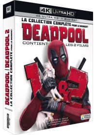 Deadpool + Deadpool 2 (4K Ultra HD + Blu-ray + Digital HD) - 4K UHD
