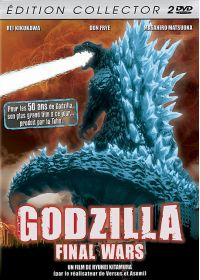 Godzilla - Final Wars (Édition Collector) - DVD
