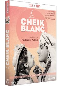 Le Cheik blanc (Blu-ray + DVD - Version Restaurée) - Blu-ray