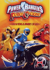 Power Rangers - Force Cyclone - Volume 3 - DVD