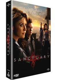 Sanctuary - Saison 3 - DVD