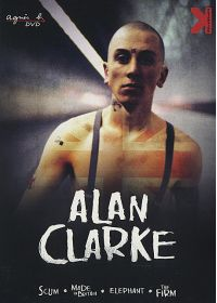 Alan Clarke : Scum + Made in Britain + Elephant + The Firm - DVD