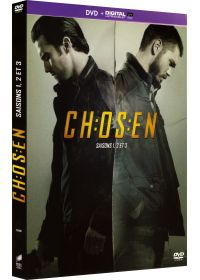 Chosen - Saison 1, 2 & 3 (DVD + Copie digitale) - DVD