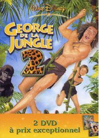George de la jungle + George de la jungle 2 (Pack) - DVD