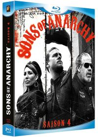 Sons of Anarchy - Saison 4 - Blu-ray