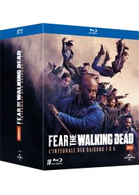 Fear the Walking Dead - L'intégrale des saisons 1 à 5 - Blu-ray