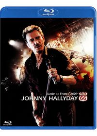 Johnny Hallyday - Stade de France 2009 : Tour 66 - Blu-ray