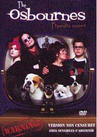 The Osbournes - Saison 1 - DVD