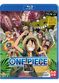 One Piece - Le Film 10 : Strong World - Blu-ray