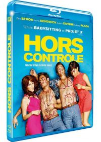 Hors contrôle - Blu-ray