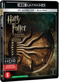 Harry Potter et la Chambre des Secrets (4K Ultra HD + Blu-ray + Digital UltraViolet) - Blu-ray 4K