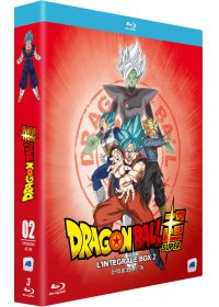 Dragon Ball Super - L'intégrale box 2 - Épisodes 47-76 - Blu-ray