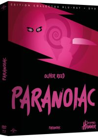 Paranoïaque (Combo Collector Blu-ray + DVD) - Blu-ray
