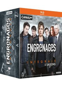 Engrenages - Intégrale 5 saisons - Blu-ray