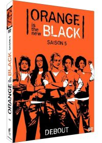 Orange Is the New Black - Saison 5 - DVD