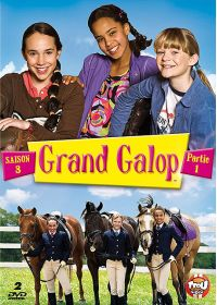 Grand Galop - Saison 3 - Partie 1 - DVD