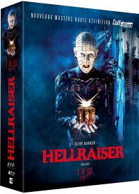 Hellraiser Trilogy I II III (Édition Collector) - Blu-ray
