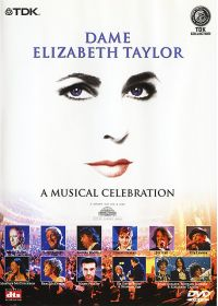 Dame Elizabeth Taylor, A Musical Celebration - DVD