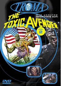 The Toxic Avenger II (Director's Cut) - DVD