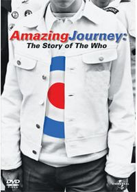 The Who : Amazing Journey, The Story of The Who - DVD