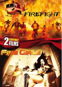 Firefight - Piège en forêt + Fire Girls - DVD
