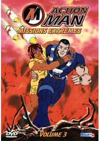 Action Man - Mission extrêmes - Volume 3 - DVD