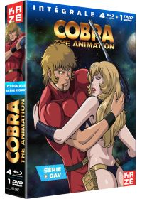 Cobra the Animation - Intégrale nouvelle série TV + OAV (Édition Collector) - Blu-ray