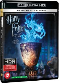 Harry Potter et la Coupe de Feu (4K Ultra HD + Blu-ray + Digital UltraViolet) - Blu-ray 4K