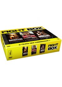 Coffret Fight Box - Bronson + Crows Zero + Boxers - DVD