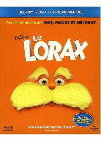 Le Lorax (Combo Blu-ray + DVD + Copie digitale) - Blu-ray