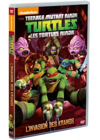 Les Tortues Ninja - Vol. 3 : L'invasion des Krangs - DVD