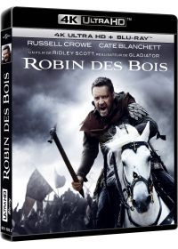 Robin des Bois (4K Ultra HD + Blu-ray + Digital) - Blu-ray 4K