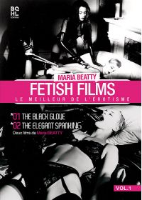 Maria Beatty - Fetish Films Vol. 1 : Le meilleur de l'érotisme - DVD