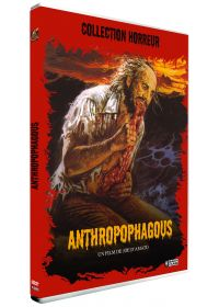 Anthropophagous - DVD