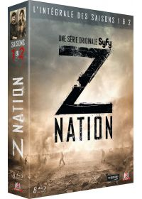 Z Nation - Saison 1 & 2 - Blu-ray