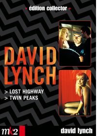 David Lynch - Lost Highway + Twin Peaks - DVD