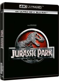 Jurassic Park (4K Ultra HD + Blu-ray + Digital HD) - Blu-ray 4K