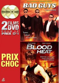 Bad Guys + Blood Heat - DVD