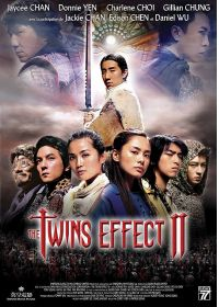 The Twins Effect II - DVD