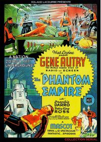 The Phantom Empire - DVD