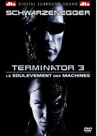Terminator 3 : Le soulèvement des machines (Édition Simple) - DVD