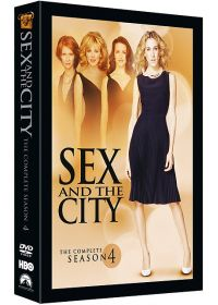Sex and the City - Saison 4 - DVD